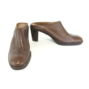Aerosols Road West Cognac Slip On Booties